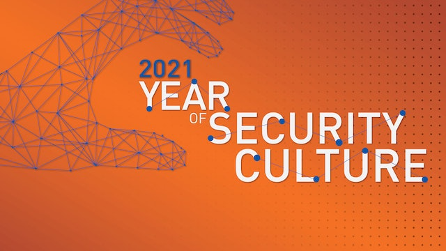 2021 Year of Security Culture