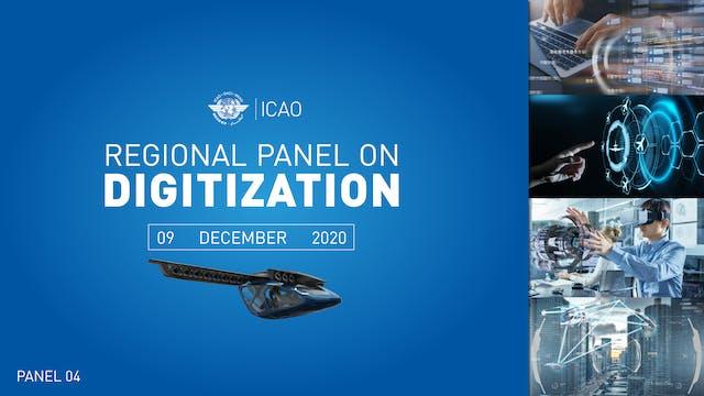 Regional Panel on Digitization (ESAF)