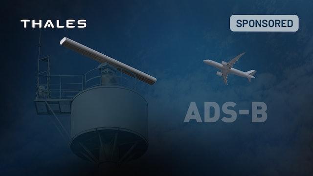 Automatic Dependant Surveillance – Broadcast (ADS-B)