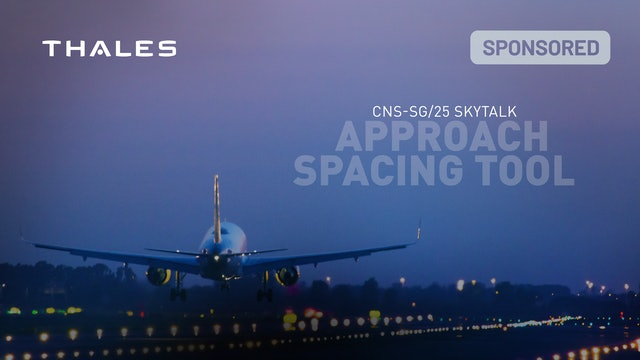 SkyTalks: Approach Spacing Tool – Concept and Feature Overview
