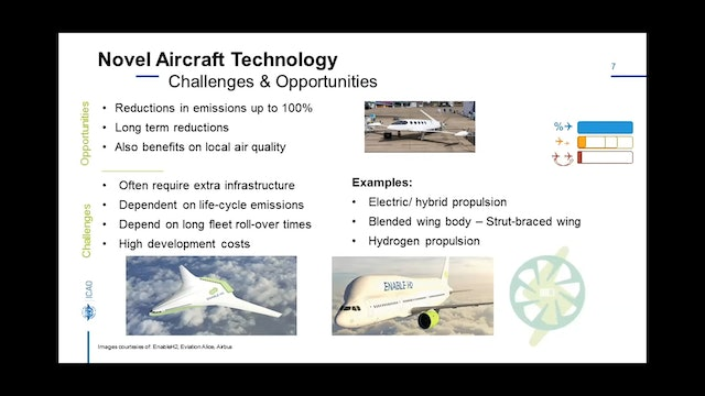 Session 4: Reducing Aviation CO2 Emissions - Challenges and Solutions