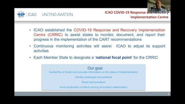 COVID-19 Response and Recovery Implem...