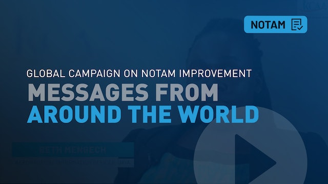 NOTAM: Messages from around the world