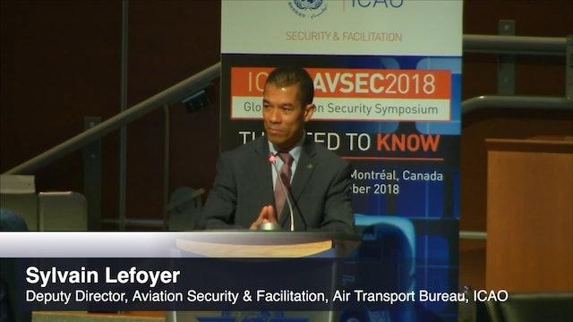 AVSEC2018 Industry Engagement Day  Session 1 - The Present & SkyTalk 1
