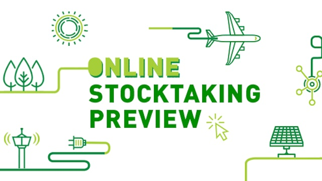 ICAO Online Stocktaking Preview 2020