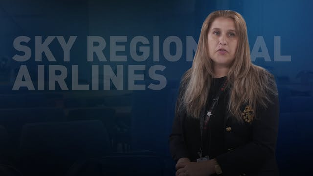 Sky Regional Airlines Action Plan