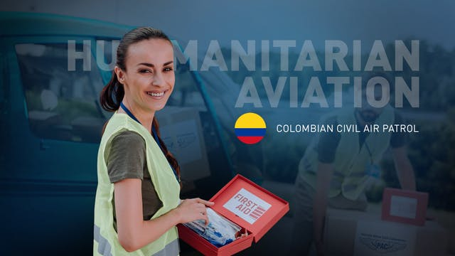 Humanitarian Aviation in Colombia