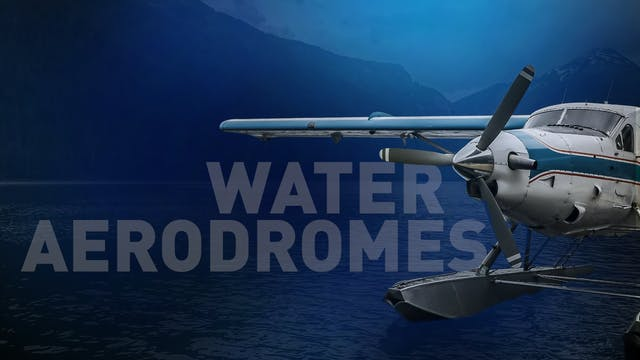 ANC Talks: Water Aerodromes