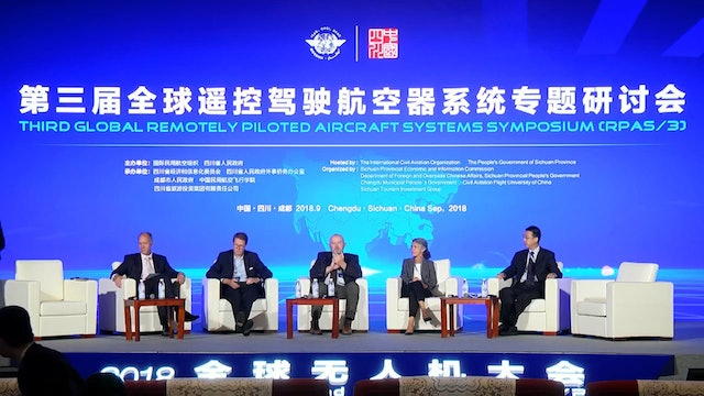 #RPAS3 - Integration Plans issues to be addressed when integrating RPAS into the ATM system