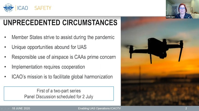 Enabling UAS Operations Part 1