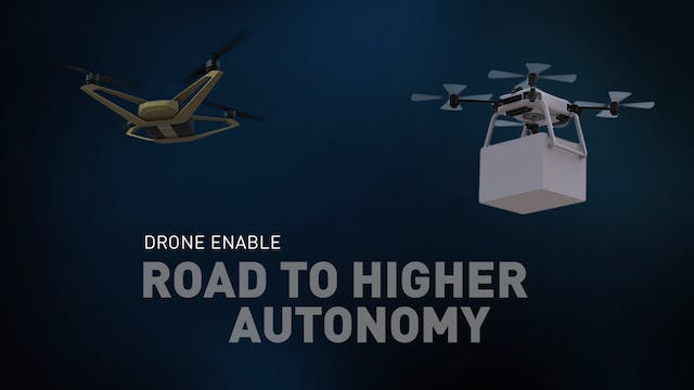Road to Higher Autonomy