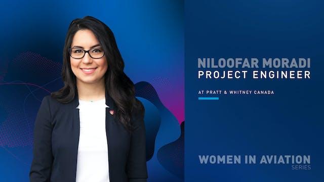 Interview with Niloofar Moradi