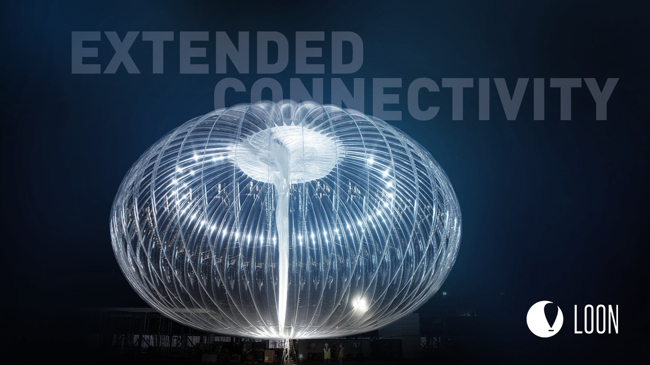 Extended Connectivity by Loon