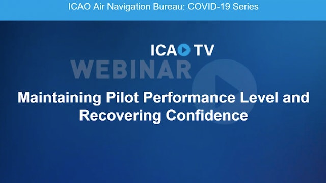 Maintaining Pilot Performance Level and Recovering Confidence