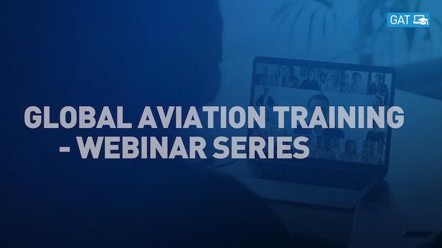 Global Aviation Training Webinars