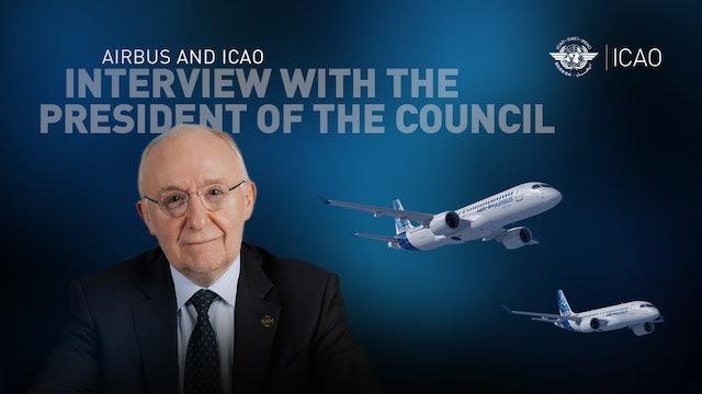 Airbus Interview: Council President Sciacchitano