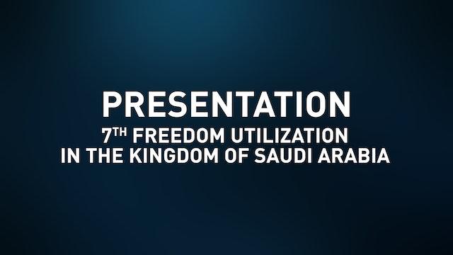 7th Freedom Utilization in the Kingdom of Saudi Arabia