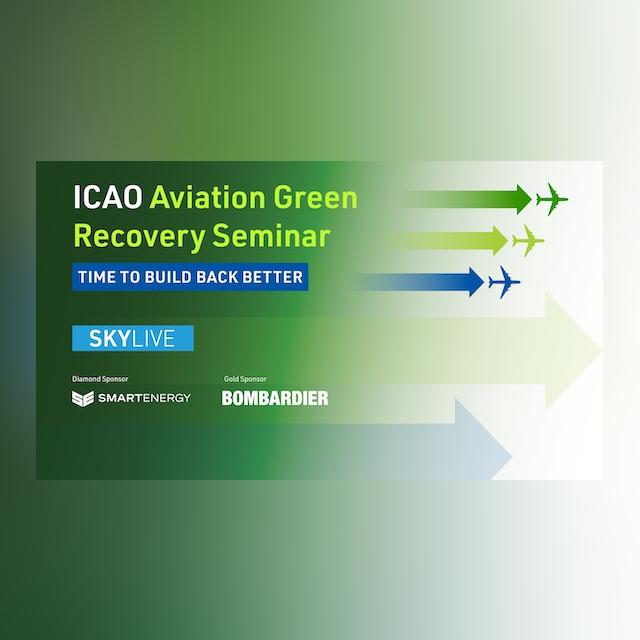 Aviation Green Recovery Seminar