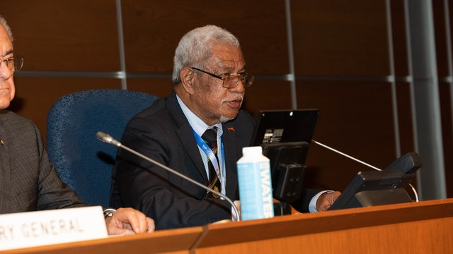 High-level Talks between stakeholders and Closing Remarks