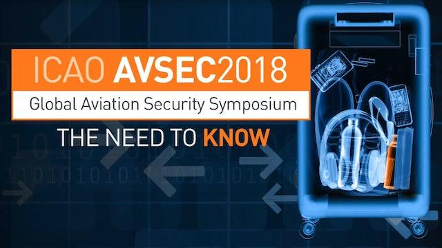 AVSEC2018 Session 3 - Technology and Innovation