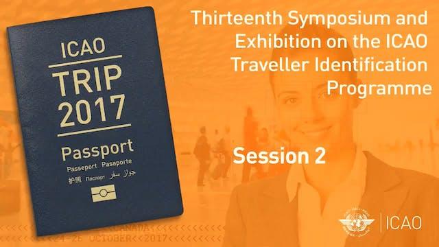 TRIP2017 - Session 2: Roadmap for TRI...