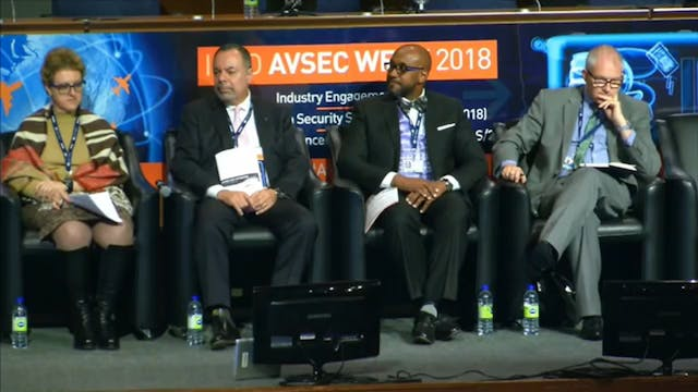 AVSEC 2018 Session 2: Security Culture