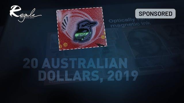 20 Australian Dollars, 2019