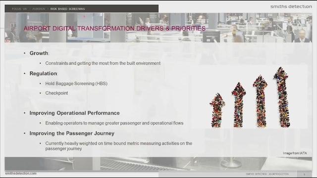 AVSEC2018 - Industry Engagement Day: SkyTalk 3, Session 3 & SkyTalk 4