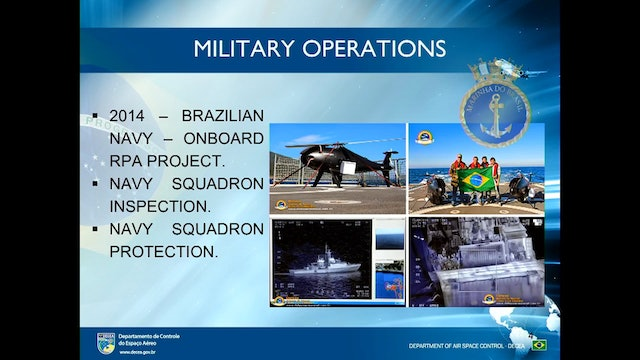 #RPAS3 - Civil and Military Collaboration From Legacy to Partnership