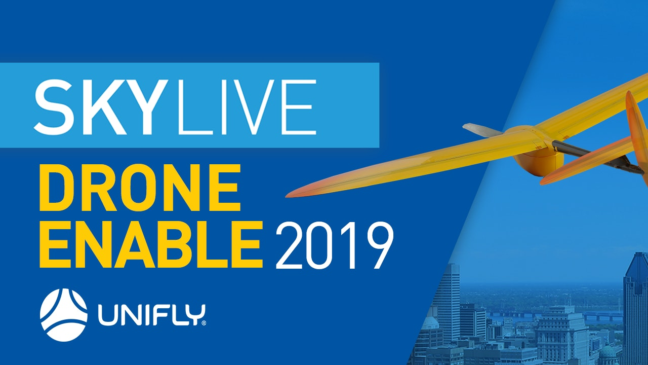 DRONE ENABLE 2019