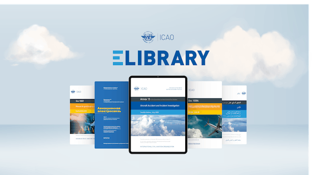 Introducing ICAO eLibrary
