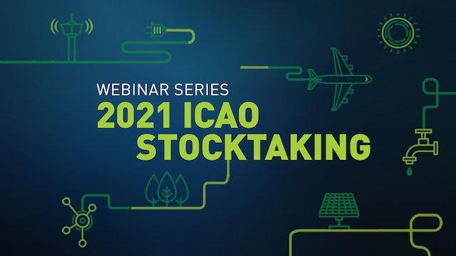 2021 ICAO Stocktaking Webinar Series