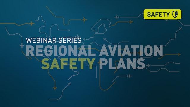 Regional Aviation Safety Plans (RASP) Webinar Series