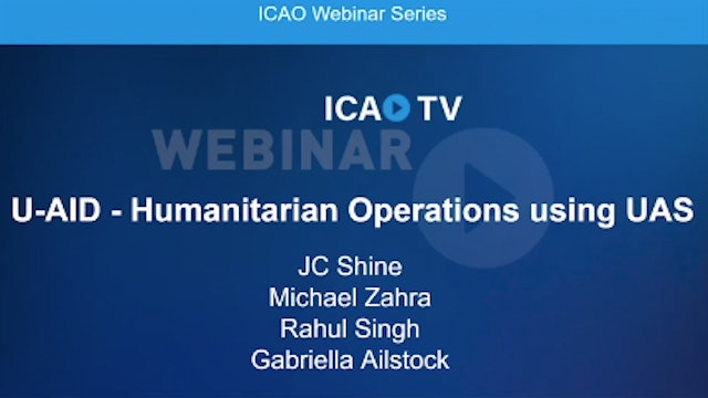 U-AID - Humanitarian Operations Using UAS