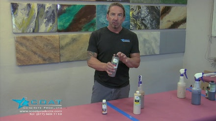 iCoat Countertop Products Video