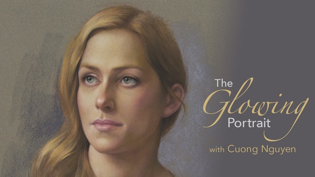 The Glowing Portrait: Creating Realistic Skin Tones with Pastel Pencils