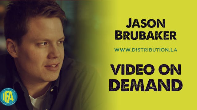 Jason Brubaker of Filmmaking Stuff