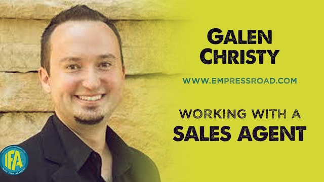 Galen Christy of Empress Road Pictures