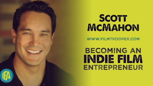 Scott McMahon of Film Trooper