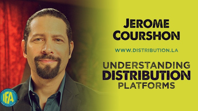 Jerome Courshon, The Secrets to Distribution