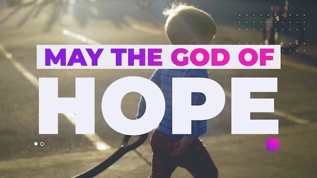 Abound In Hope