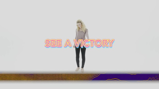 See A Victory - Hand Motions