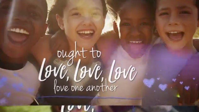 Love One Another (1 John 4:11)
