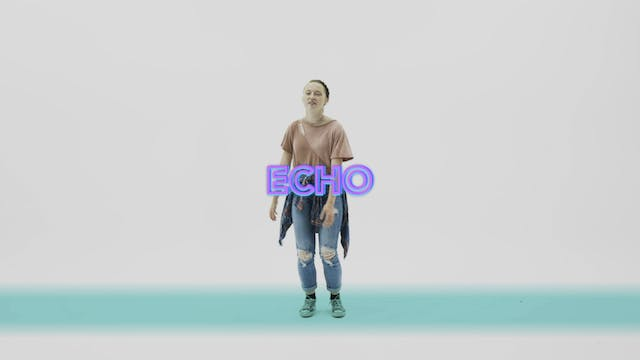 Echo - Hand Motions