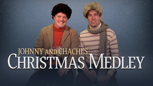 Johnny and Chachi's Christmas Medley