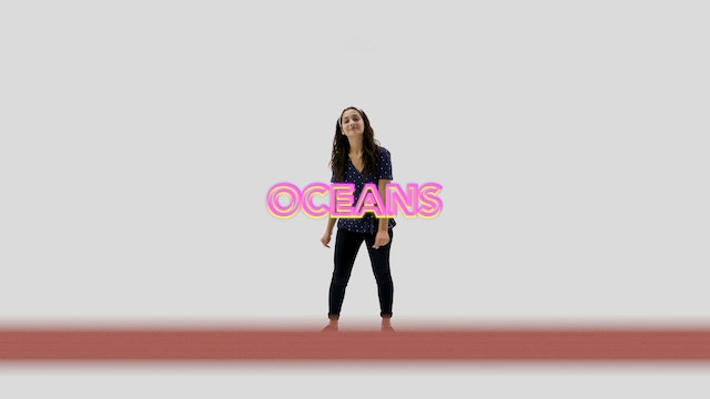 Oceans - Hand Motions