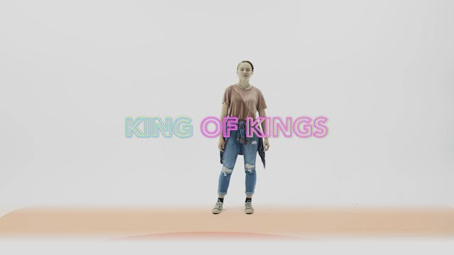 King of Kings - Hand Motions