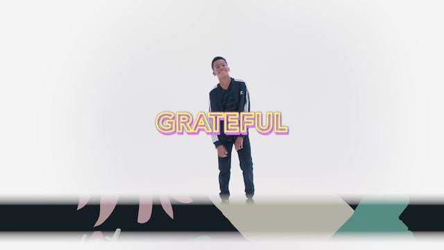 Grateful - Hand Motions