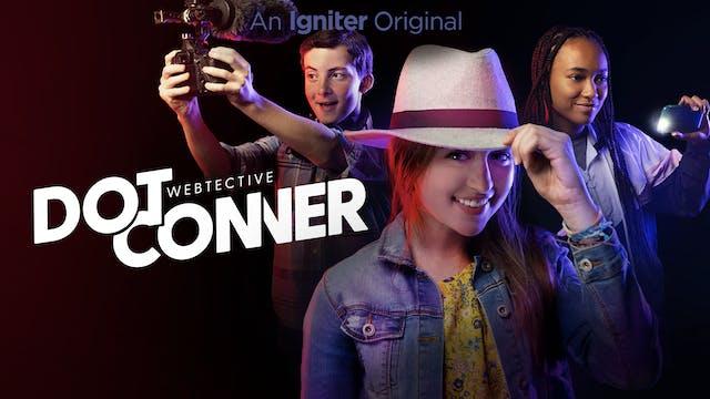 Dot Conner: Webtective