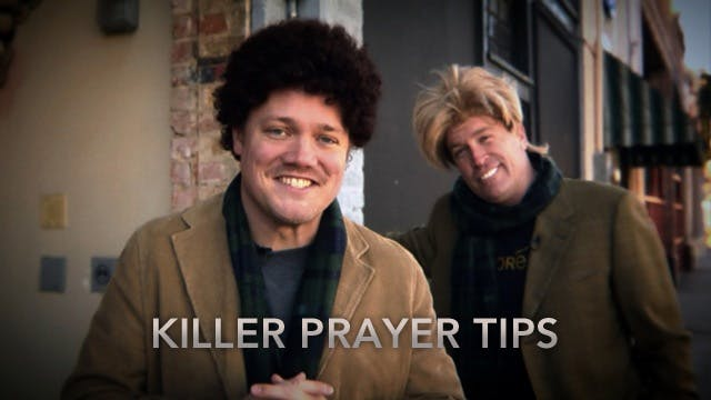 Killer Prayer Tips
